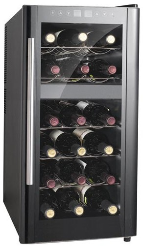 SPT Dual Zone Thermoelectric Wine Cooler